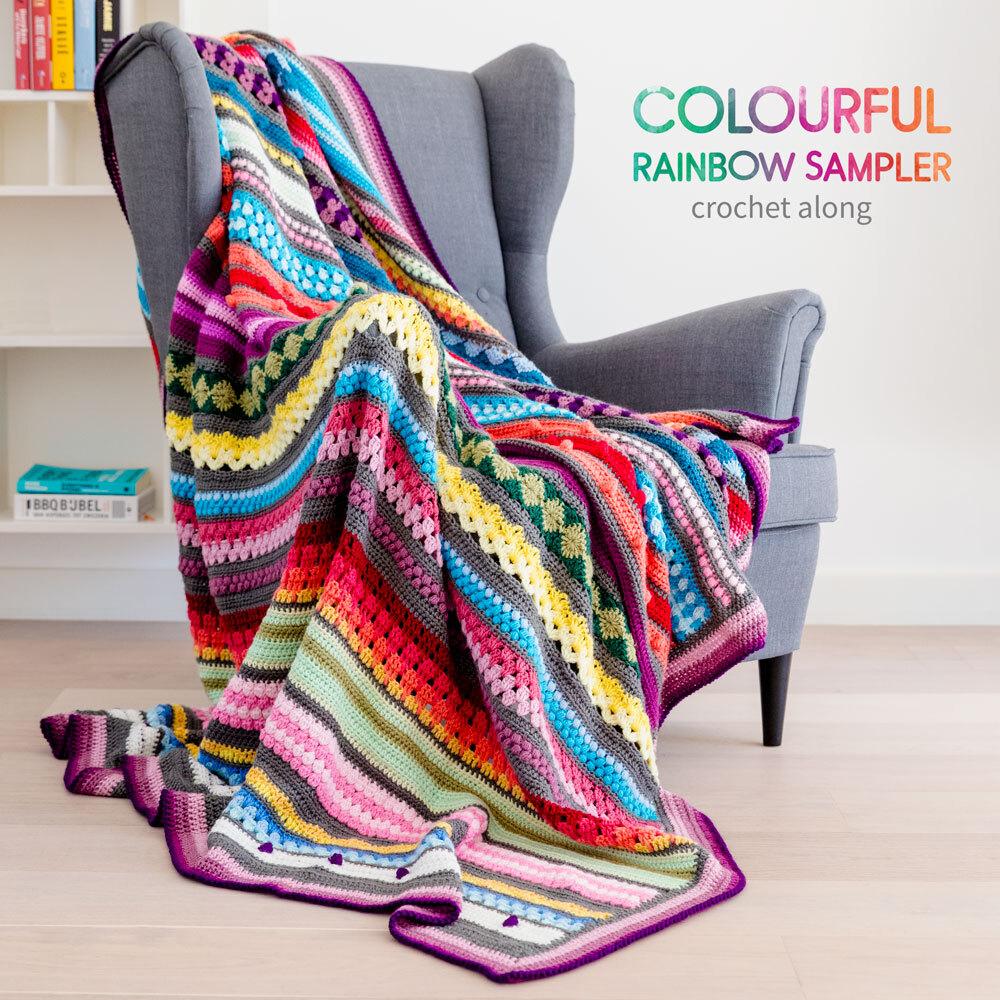 CAL Colourful Rainbow Sampler