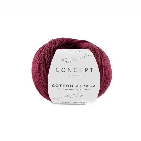 Katia Concept Cotton Alpaca 102