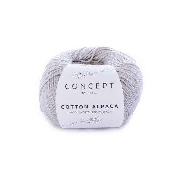 Katia Concept Cotton Alpaca 82