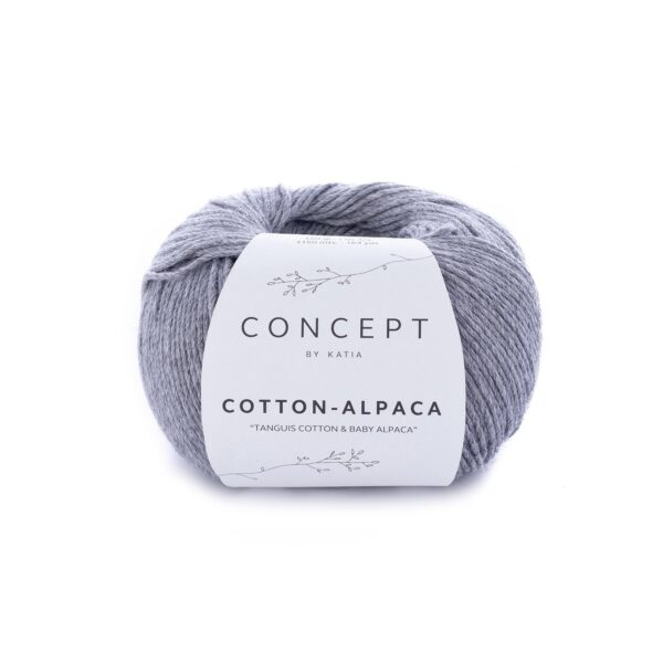 Katia Concept Cotton Alpaca 84
