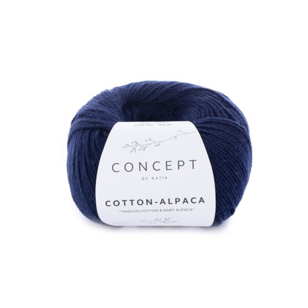 Katia Concept Cotton Alpaca 87