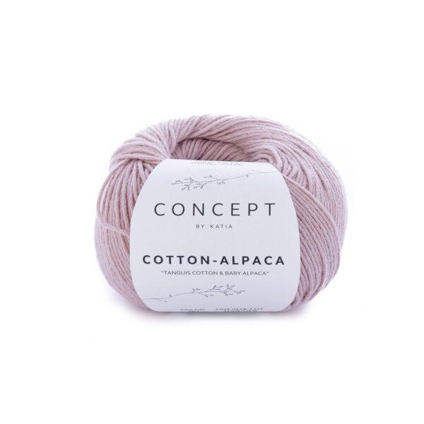 Katia Concept Cotton Alpaca 90