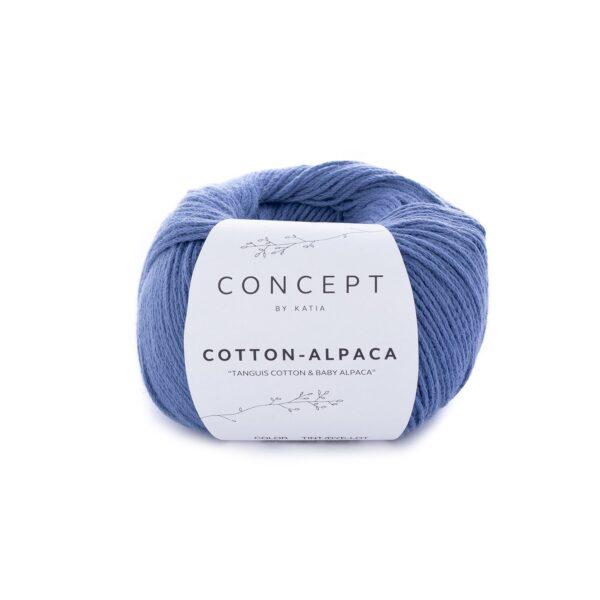 Katia Concept Cotton Alpaca 93