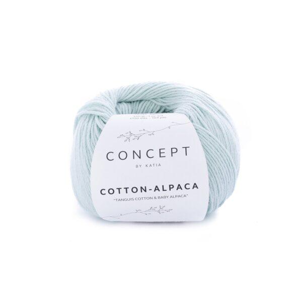 Katia Concept Cotton Alpaca 95
