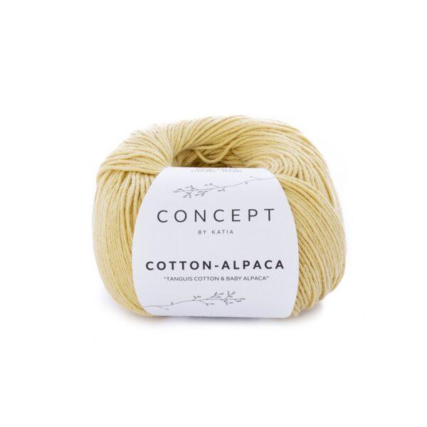 Katia Concept Cotton Alpaca 96