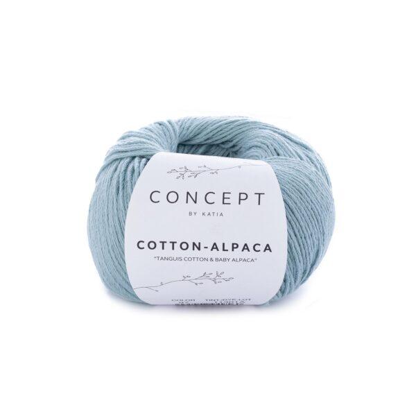 Katia Concept Cotton Alpaca 97
