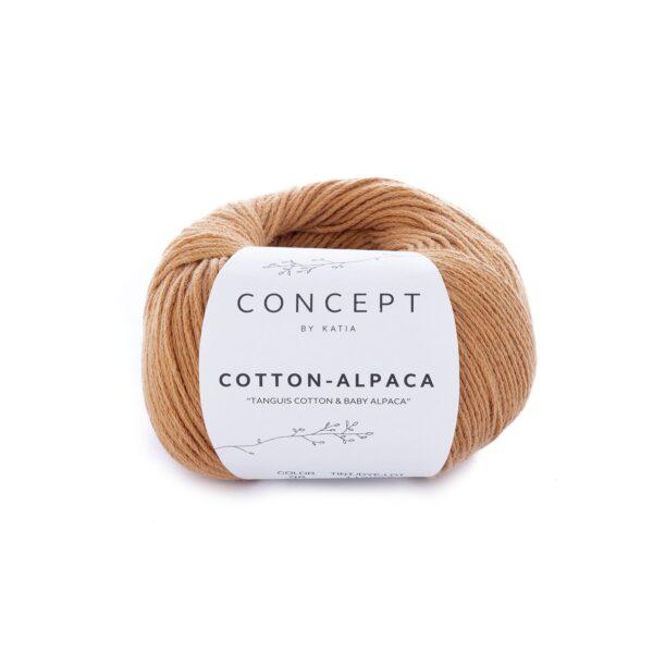 Katia Concept Cotton Alpaca 98