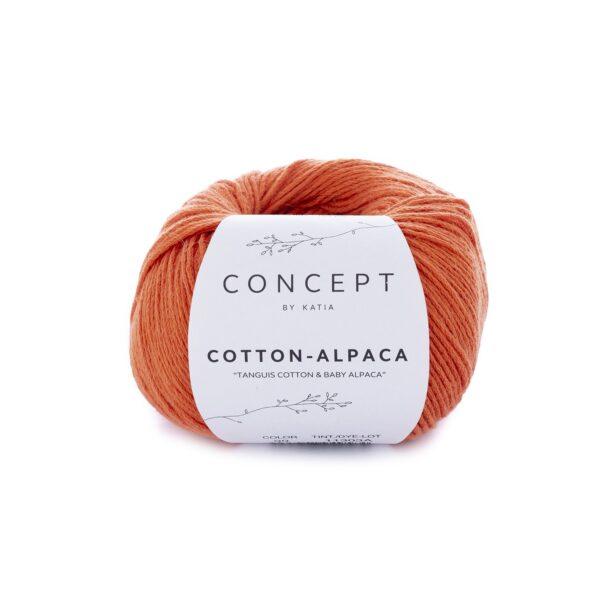 Katia Concept Cotton Alpaca 99