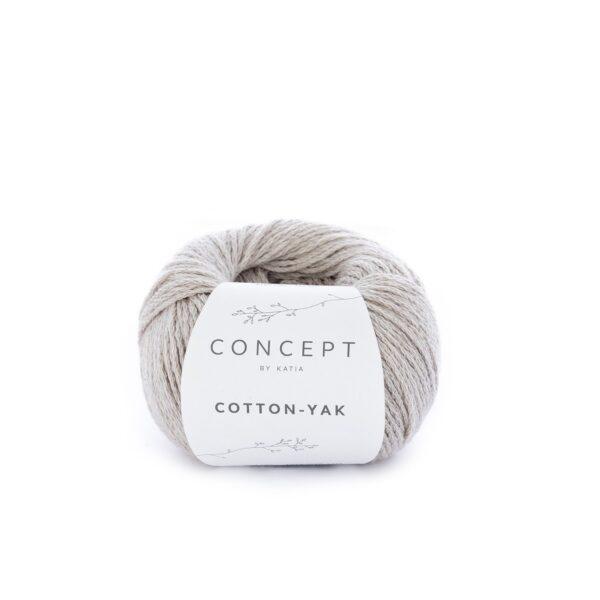 Katia Concept Cotton Yak 100