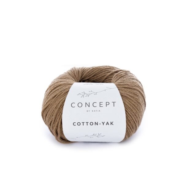 Katia Concept Cotton Yak 102