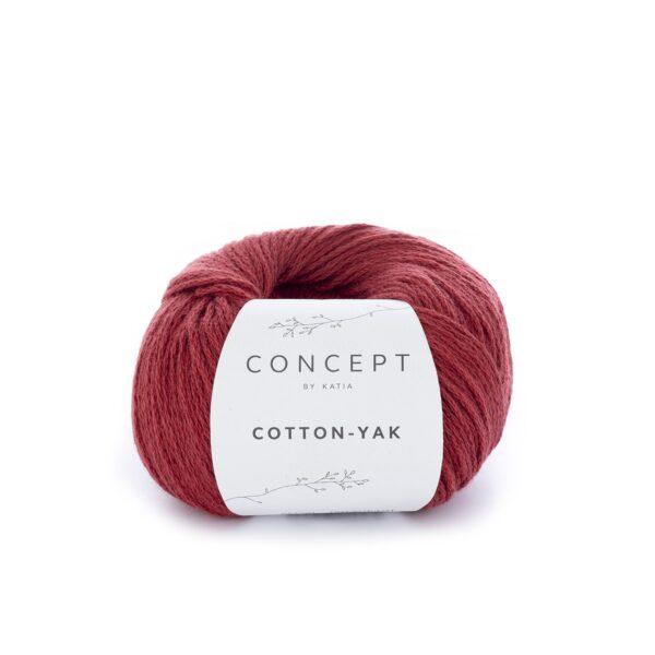 Katia Concept Cotton Yak 105