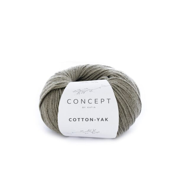 Katia Concept Cotton Yak 107