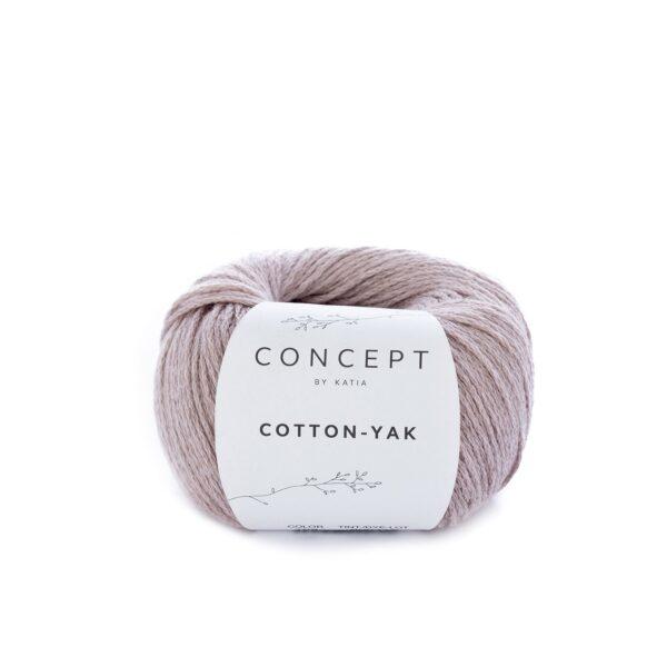 Katia Concept Cotton Yak 108