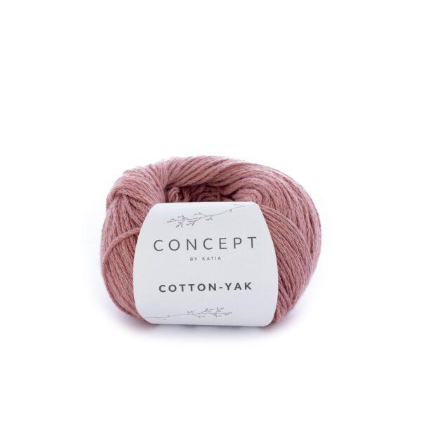 Katia Concept Cotton Yak 109