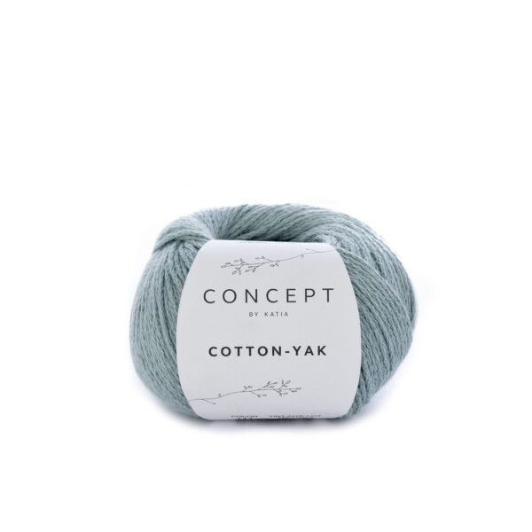 Katia Concept Cotton Yak 111