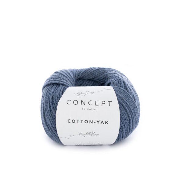 Katia Concept Cotton Yak 116
