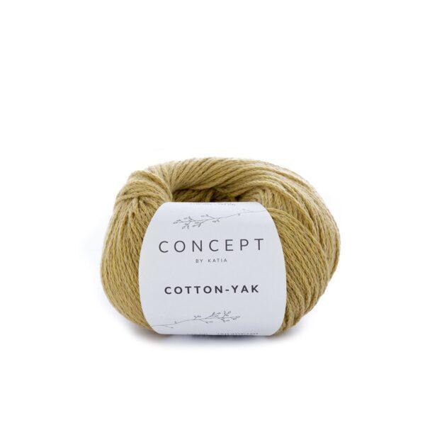 Katia Concept Cotton Yak 118