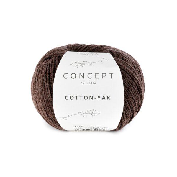 Katia Concept Cotton Yak 123