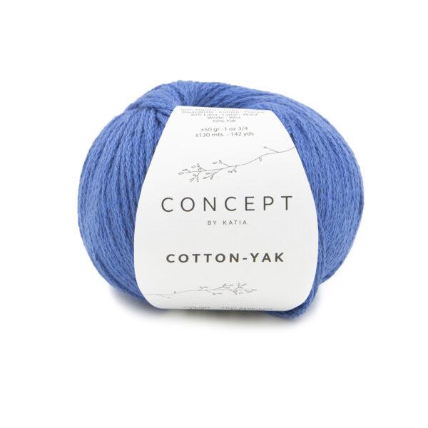 Katia Concept Cotton Yak 127