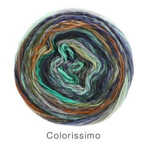 Lana Grossa Colorissimo 1