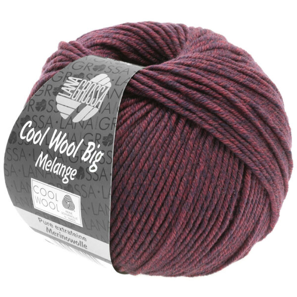 Lana Grossa Cool Wool Big Melange 337