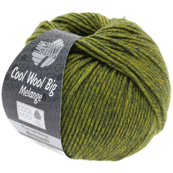 Lana Grossa Cool Wool Big Melange 340