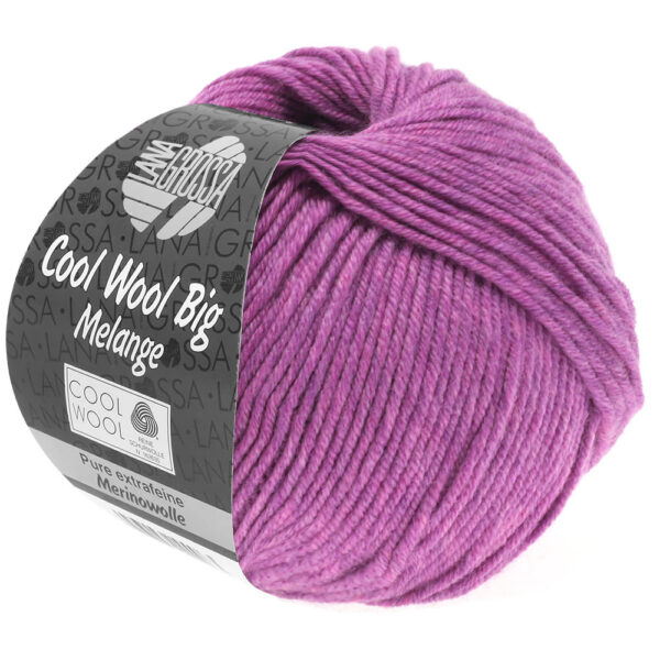 Lana Grossa Cool Wool Big Melange 351
