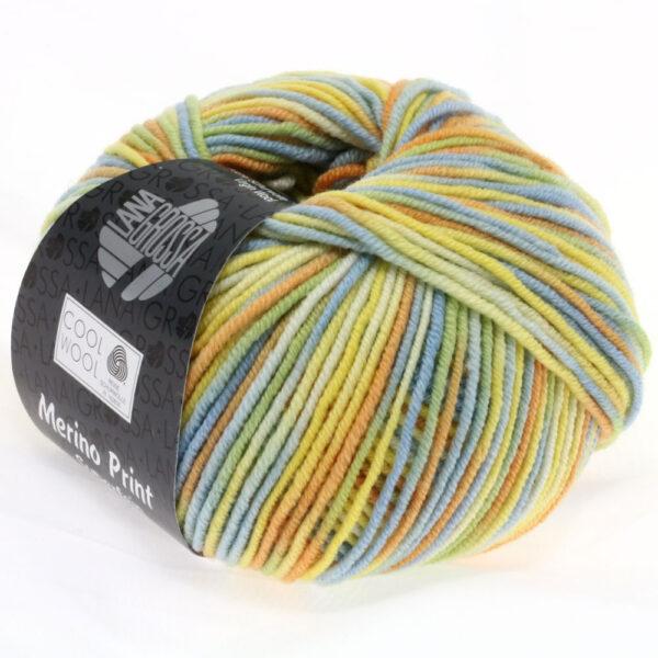 Lana Grossa Cool Wool Print 722