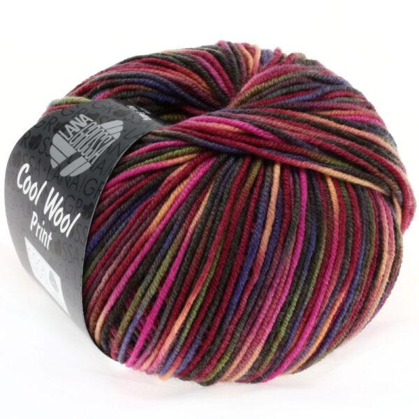 Lana Grossa Cool Wool Print 749