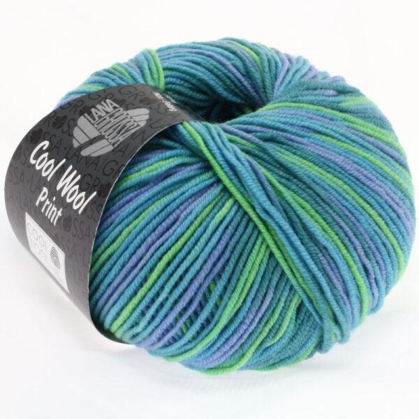 Lana Grossa Cool Wool Print 757