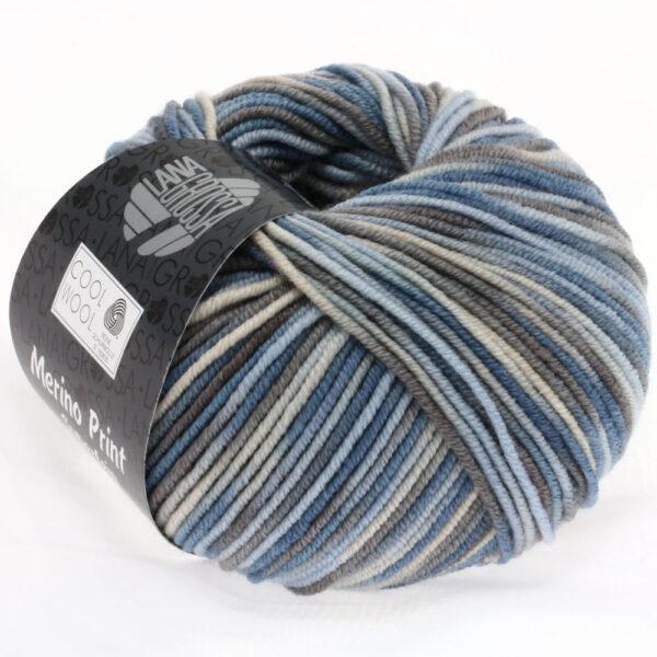 Lana Grossa Cool Wool Print 763