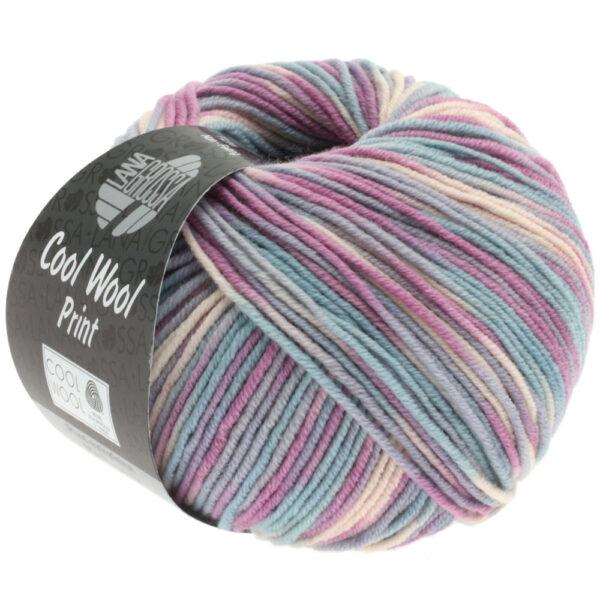 Lana Grossa Cool Wool Print 792
