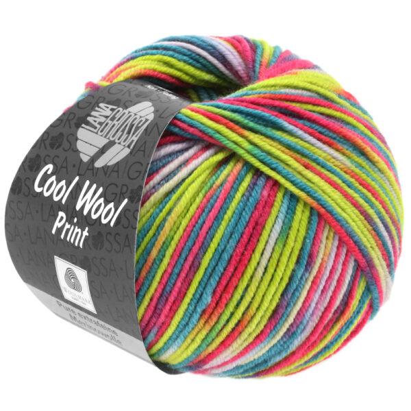Lana Grossa Cool Wool Print 798