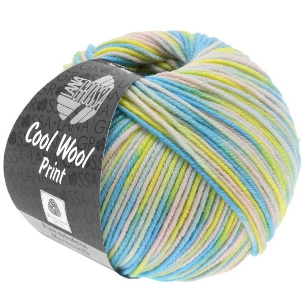 Lana Grossa Cool Wool Print 813