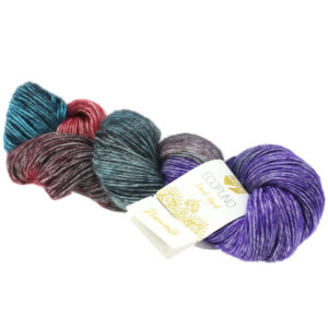 Lana Grossa Ecopuno Hand Dyed 501