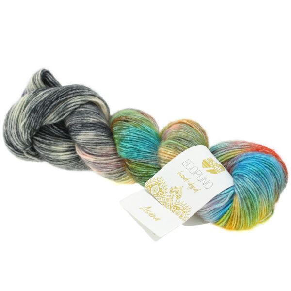 Lana Grossa Ecopuno Hand Dyed 503