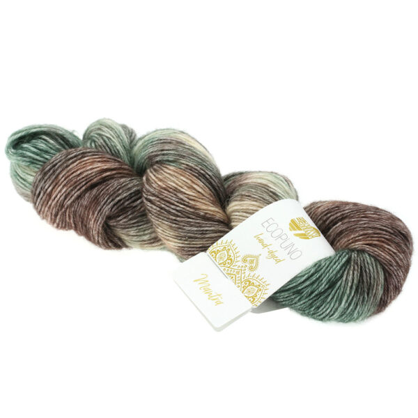 Lana Grossa Ecopuno Hand Dyed 505