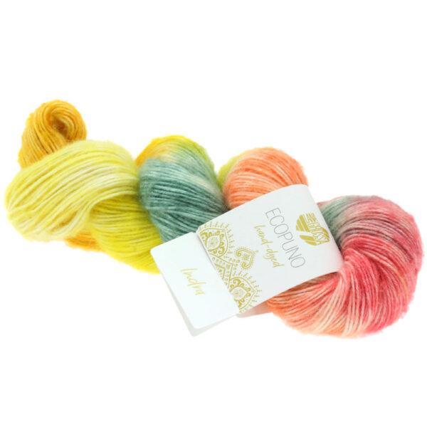 Lana Grossa Ecopuno Hand Dyed 508
