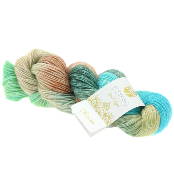 Lana Grossa Ecopuno Hand Dyed 509