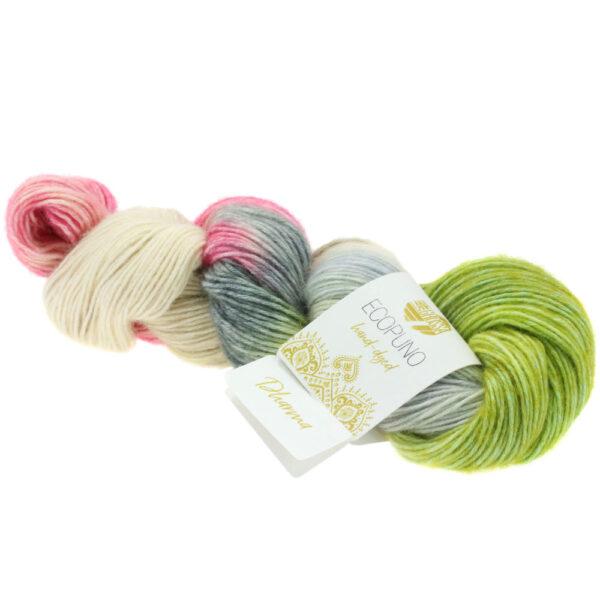 Lana Grossa Ecopuno Hand Dyed 510