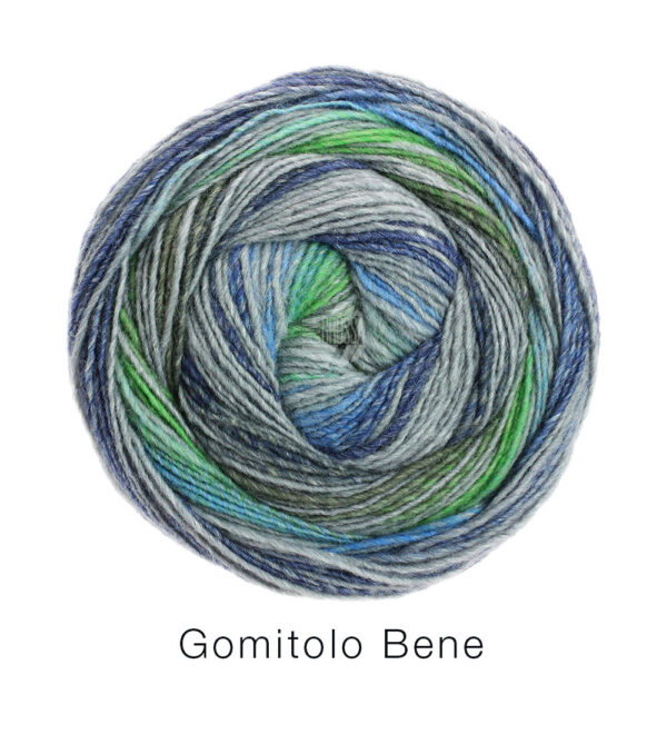 Lana Grossa Gomitolo Bene 54