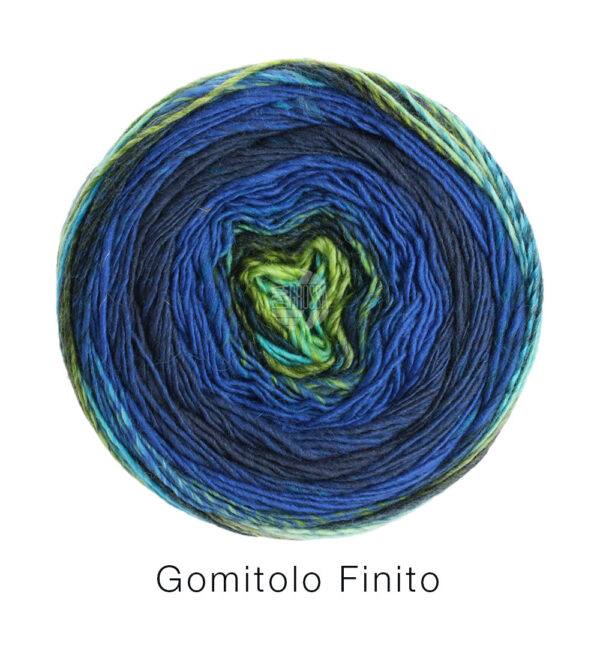 Lana Grossa Gomitolo Finito 557