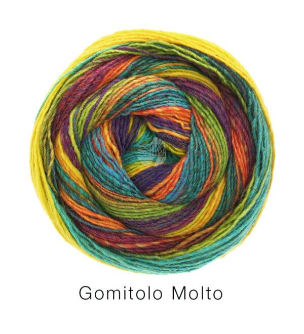 Lana Grossa Gomitolo Molto 605