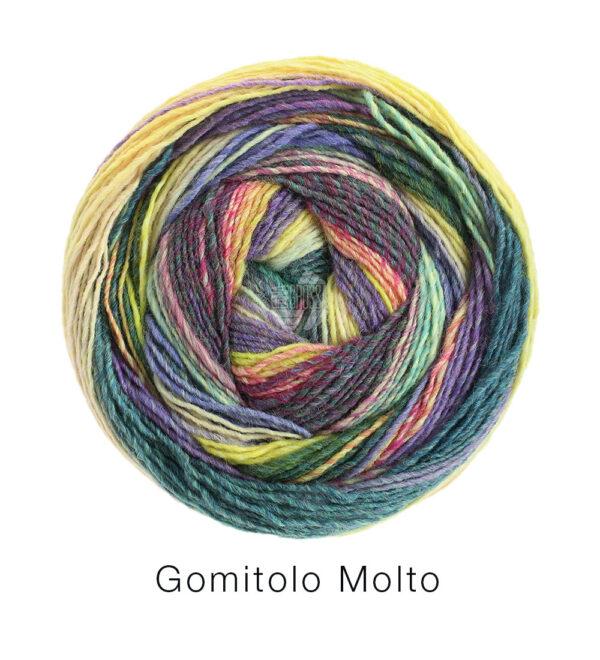 Lana Grossa Gomitolo Molto 614