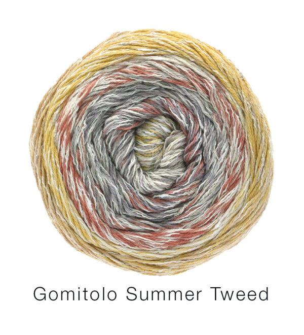 Lana Grossa Gomitolo Summer Tweed 1