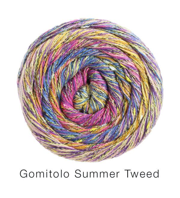 Lana Grossa Gomitolo Summer Tweed 11