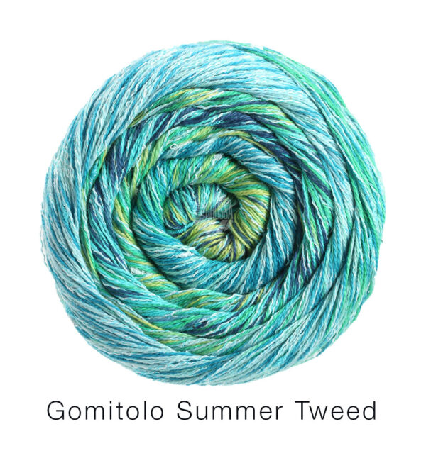 Lana Grossa Gomitolo Summer Tweed 13