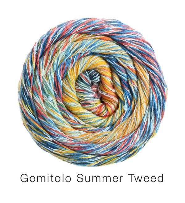 Lana Grossa Gomitolo Summer Tweed 15
