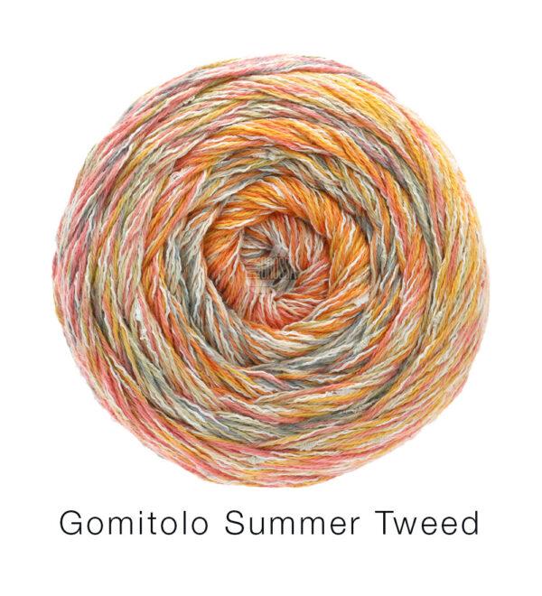 Lana Grossa Gomitolo Summer Tweed 2