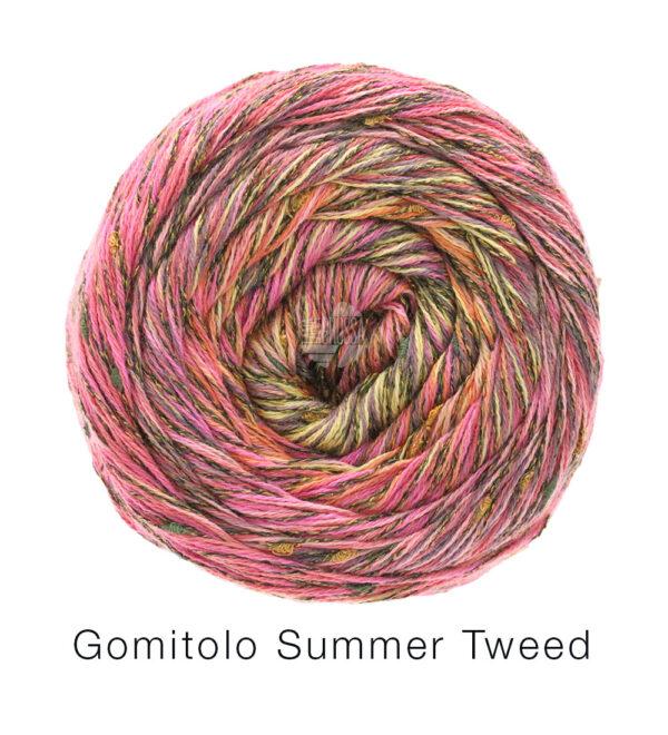 Lana Grossa Gomitolo Summer Tweed 3